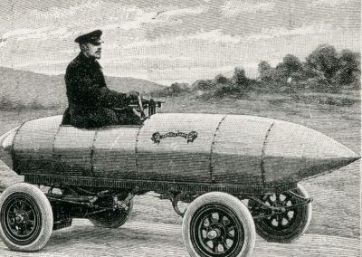 La jamais contente 1899 © Wikimedia CC